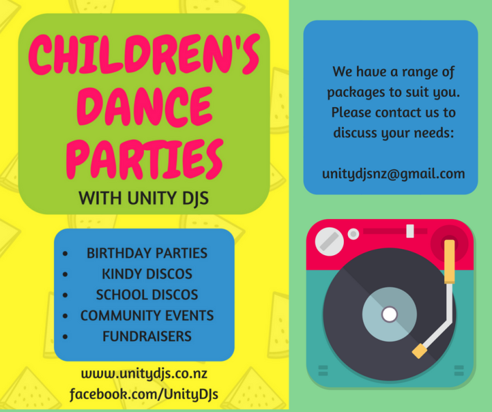 We have a range of packages to suit youPlease contact us to discuss your needsunitydjsnz@gmail.com